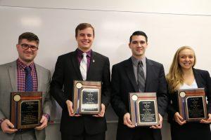 Electric E Award winners
