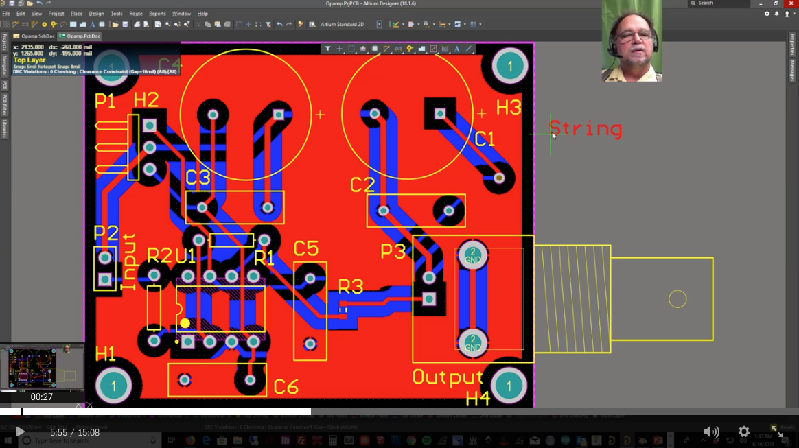 Altium Designer Video Tutorials
